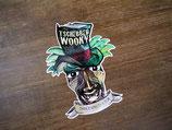 Dance King Doctor Sticker