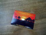 """Sunset Wookybay"" Sticker"