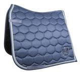 Schabracke Sole Mio Farbe: Mittelblau (neue Kollektion)