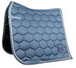 Schabracke Sole Mio  Farbe: Rauchblau (neue Kollektion)
