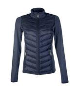 Nylonjakce Prag Style , Farbe dunkelblau / Grösse 128 - XL)