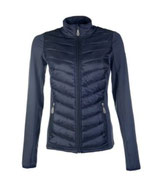Nylonjacke Prag Style , Farbe dunkelblau / Grösse 128 - XL)