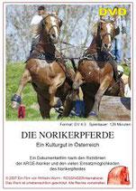 DVD Die Norikerpferde