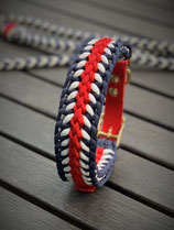 """Hundehalsband Paracord """"Cookie"""""""