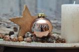 Weihnachtskugel,Goldbraun