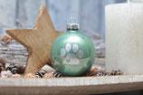 Weihnachtskugel, Grün