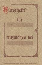 Gutschein 25.- Euro