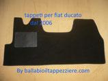 Tappeto Ducato III SERIE furgone