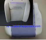 kit Imbottitura n. 1 seduta e n. 1schienale  fiat panda dal 2003 al 2011