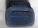 Ricambio sedile (seduta)Iveco New DAILY quadretti blu RIVESTITO