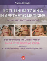 A.Redaelli: Botulinum Toxin A in Aesthetic Medicine. With Treatment for Hyperhidrosis and in Odontostomatology, Basic Principles and Clinical Practice,