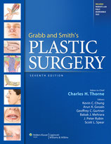 Thorne: Grabb and Smith's Plastic Surgery (7/e Neuauflage)