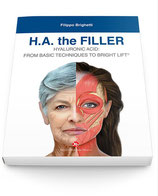 Brighetti: H.A. the Filler - Hyaluronic acid:  from basic techniques to bright lift®