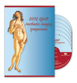 2012 QMP Aesthetic Surgery Symposium: 6-DVD Set