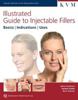 Sundaram/Sattler/Sommer: Illustrated Guide to Injectable Fillers: Basics | Indications | Uses [Englisch]