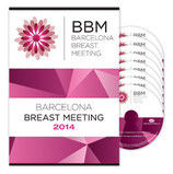 2014 Barcelona Breast Meeting: 8-DVD Set