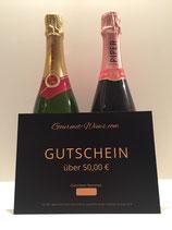 Gift voucher worth 50-€