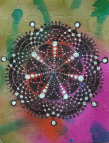 Glow Mandala
