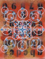 Sun Drop Mandala