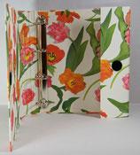 Fotoringordner A4 4-Ring-Reissmechanik Tulipa