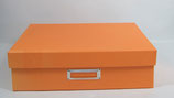 Klappbox Orange
