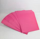 Briefpapier Pink mit Sternenprägung (100 Blatt)