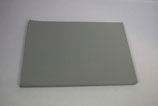 Briefpapier Grau mir Streifenprägung (100 Blatt)