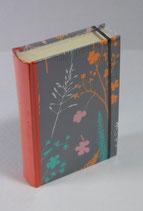 Buch A6 Gräser mit Gummiband