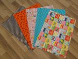 Geschenkpapier-Set Kinder ( 5 Bögen)