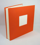 Buchbinderalbum in verschiedenen Farben