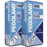 Pegoland UNO GRIS 713/BLANCO 664