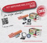 Kit Impermeabilizacion BDB