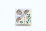 わさび漬け(粕)・個食パック4個入りスプーン付き