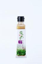 風のわさびドレッシング(醤油) ギフト仕様のガラス瓶