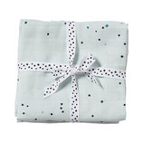 Swaddle 2-pack Dreamy dots Blue