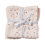 Swaddle 2-pack Dreamy dots Powder