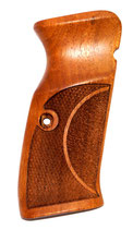 Eichen Holz Griffschale zu CZ 75 / 85             Art.Nr.  CZ75 -4 K