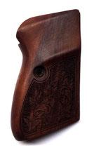B70-01K / Eichenholz Griff-Schale passend zu den Pistolen Beretta 70 und 71
