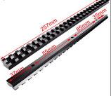 Pic-25 /  Picatinny Rail Alu 257mm