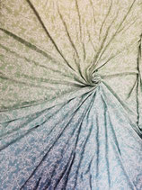 Lace Gemstone Viskose Sommersweat Meterware