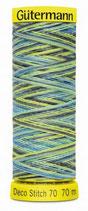 Gütermann Deco Stitch 70 Multicolor 70m Garn 9852