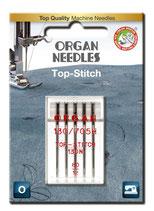 Organ Organ 130/705 H Top Stitch a5 st. 080 Blister