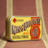 King Brown - Original Pomade - mittlerer Halt - 71 g