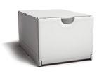 Schuhboxen Set - Korpus weiß -