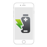 Zusatzoption: Neuer Akku für iPhone 6S