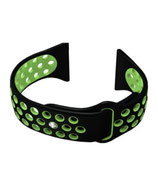 TS -2G Sportband Damen schwarz/grün