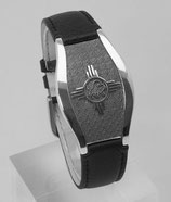 TS-Silber Armband Dunkel Damen (mit Chip 3.9)