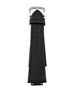 Ersatz / Lederband für TS Uhr Herren Schwarz