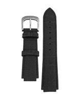 TS -4 Ersatzarmband Damen schwarz Länge 22,7cm