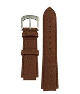 TS -4 Ersatzarmband Damen braun Länge 22,7cm